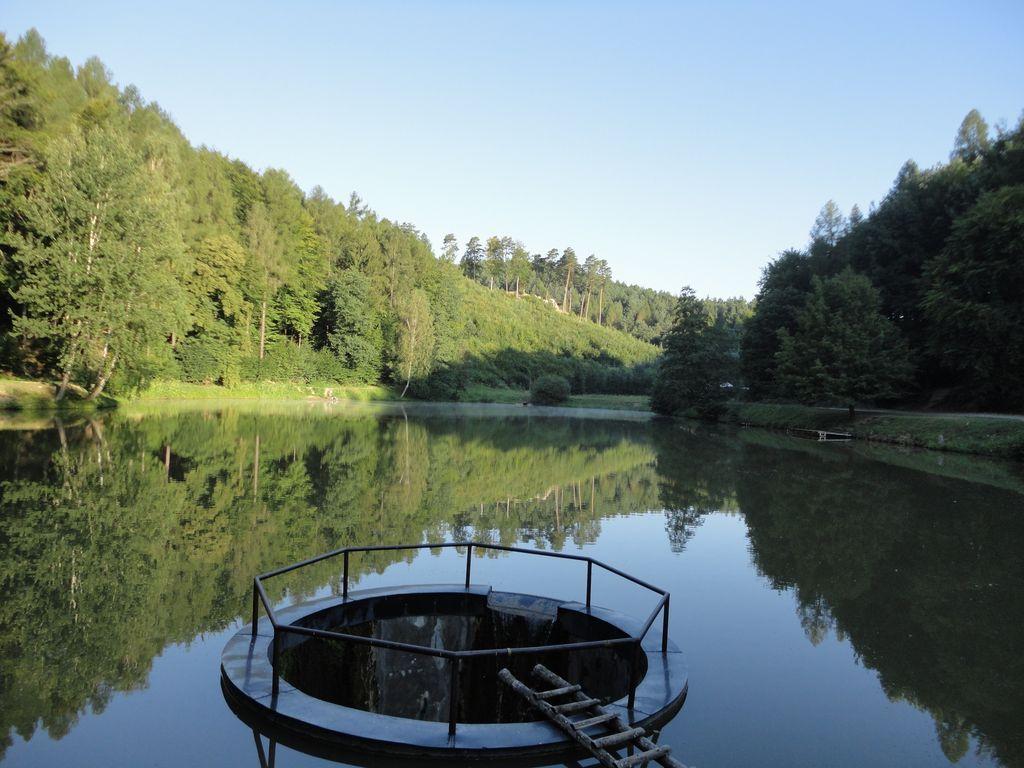 Svatoklimentský rybník