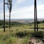 Výhled z Holého kopce